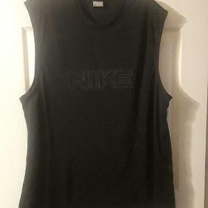 Nike Mens mesh tank top
